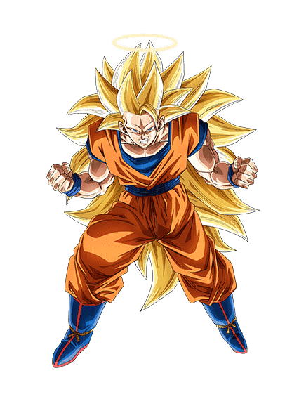 Ssr Extreme Power Brawl Super Saiyan 3 Goku Angel Teq Dbz Dokkan Battle Gamepress