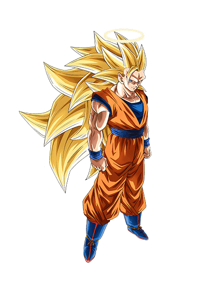 Super Saiyan 3 Goku Angel Dbz Dokkan Battle Gamepress