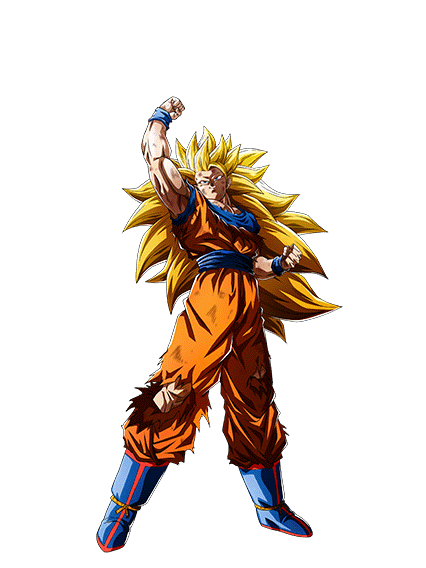 Awakened Lr Golden Fist Super Saiyan 3 Goku Super Teq Dbz Dokkan Battle Gamepress