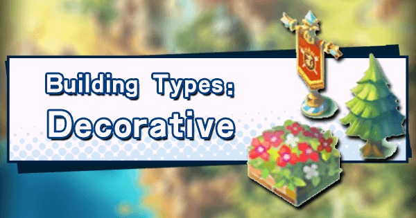 Building Types: Decorative