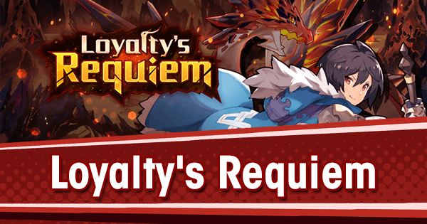 Loyalty's Requiem Raid Event