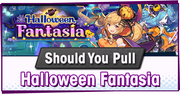 Should you Pull? Halloween Fantasia Edition!