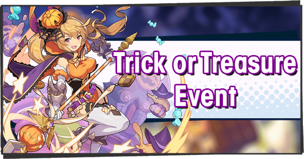 Trick or Treasure Event Coming to Dragalia Lost