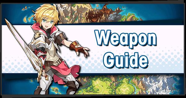 Weapon Guide | Dragalia Lost Wiki - GamePress