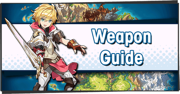 Elemental Weapon Guide