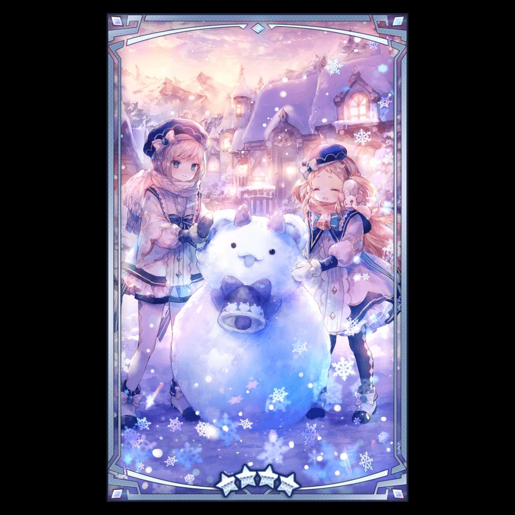 As the Snow Falls   Dragalia Lost Wiki - GamePress