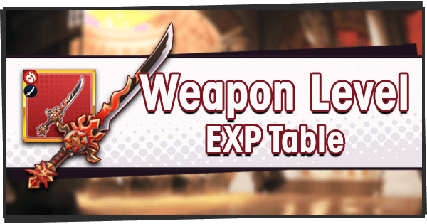 Player Level EXP Table | Dragalia Lost Wiki - GamePress