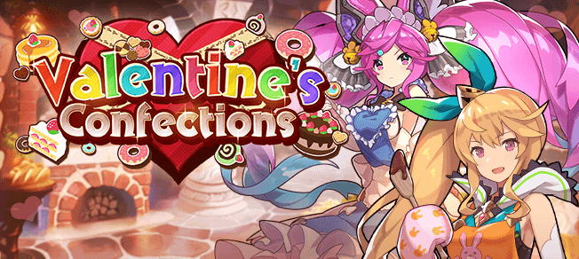 Valentines Confections