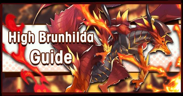 High Brunhilda Guide | Dragalia Lost Wiki - GamePress