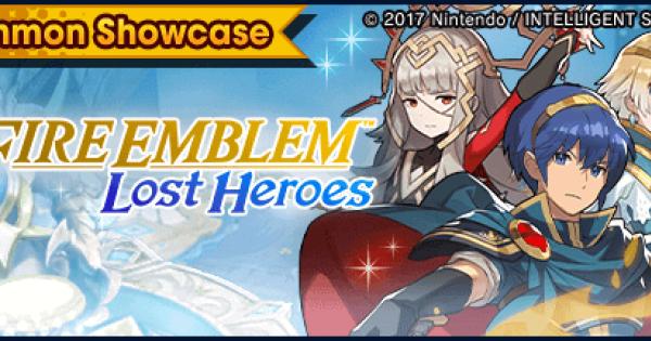 Content Update: 4/26/2019 - Fire Emblem: Lost Heroes | Dragalia Lost