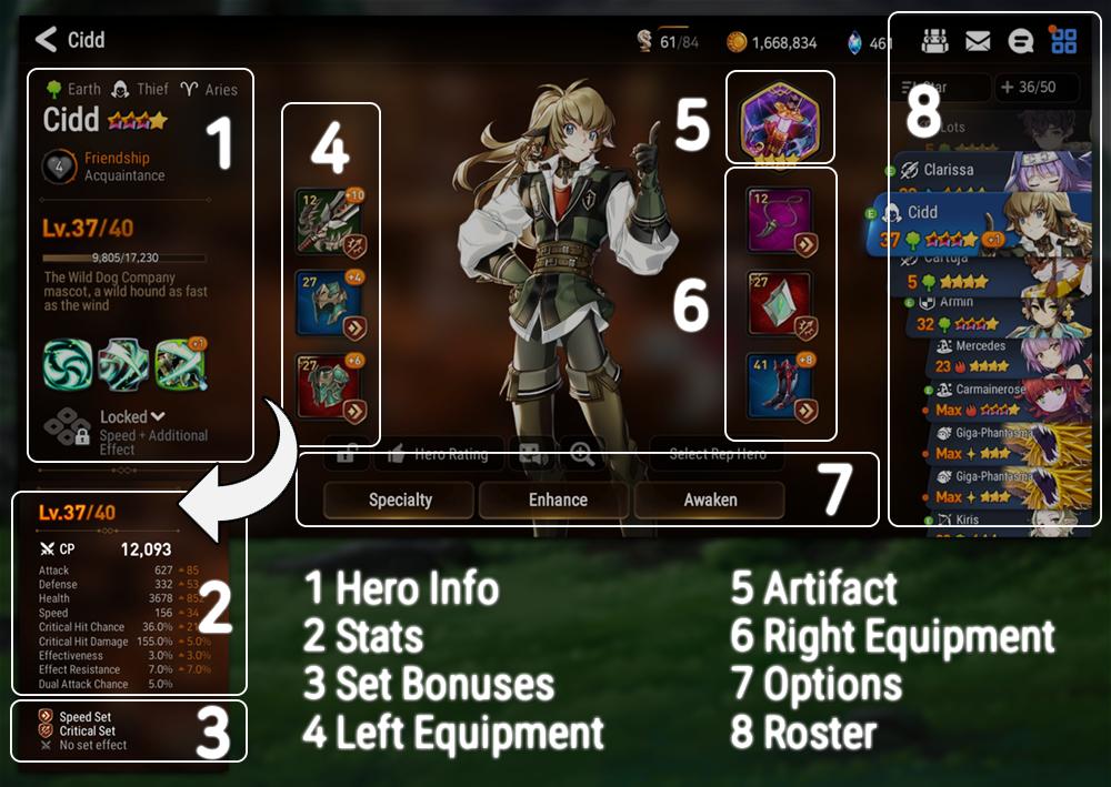 Combat Basics | Epic Seven Wiki - GamePress