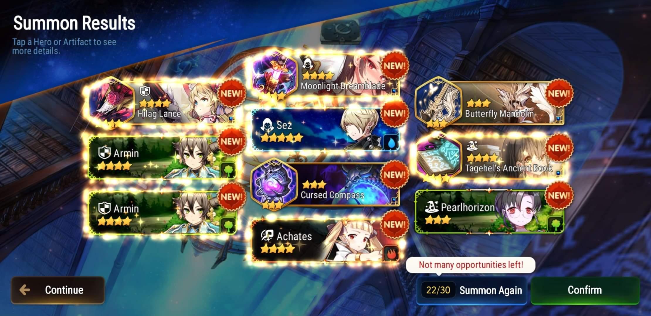 Epic Seven Reroll Guide | Epic Seven Wiki - GamePress