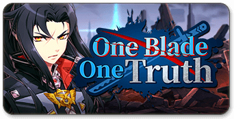 One Blade One truth