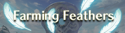 Farming Hero Feathers