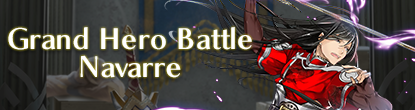 Grand Hero Battle: Navarre