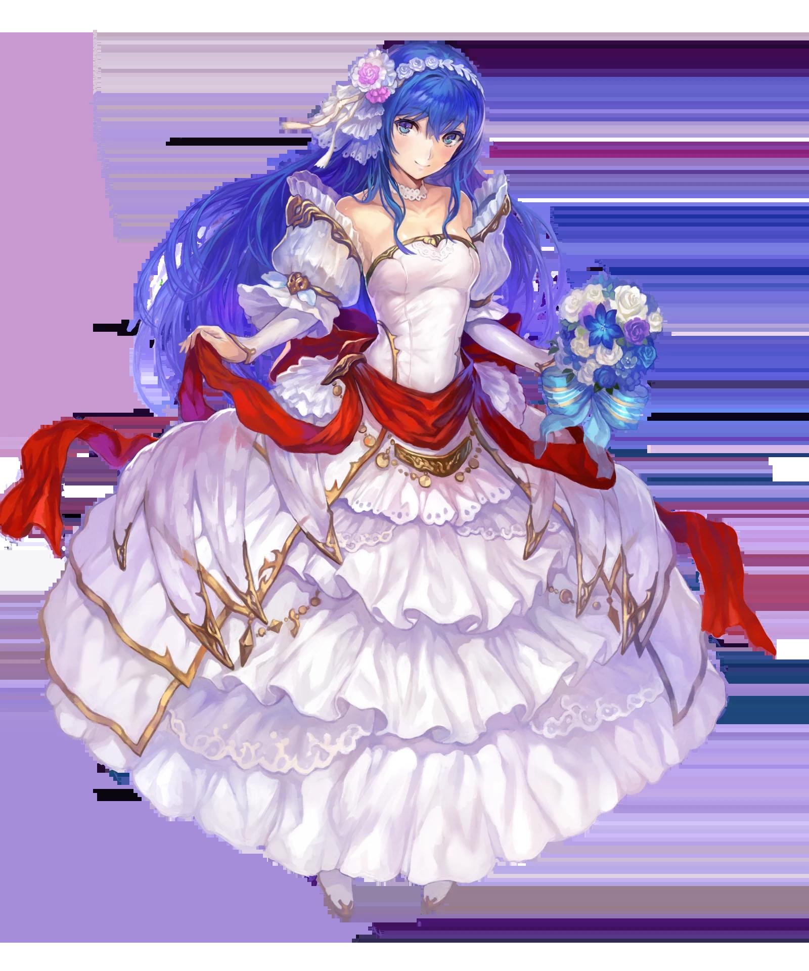 Bridal Caeda Fire Emblem Heroes Wiki Gamepress