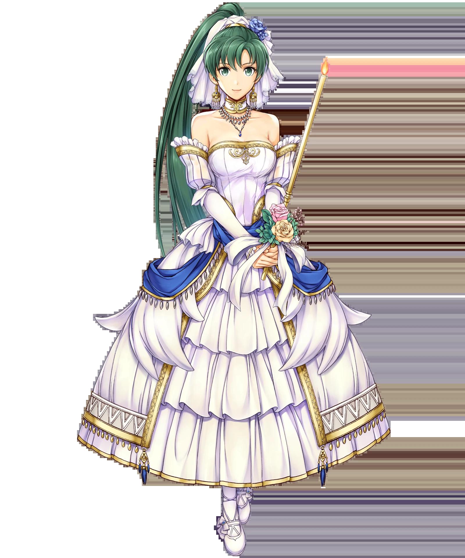 Bridal Lyn | Fire Emblem Heroe...