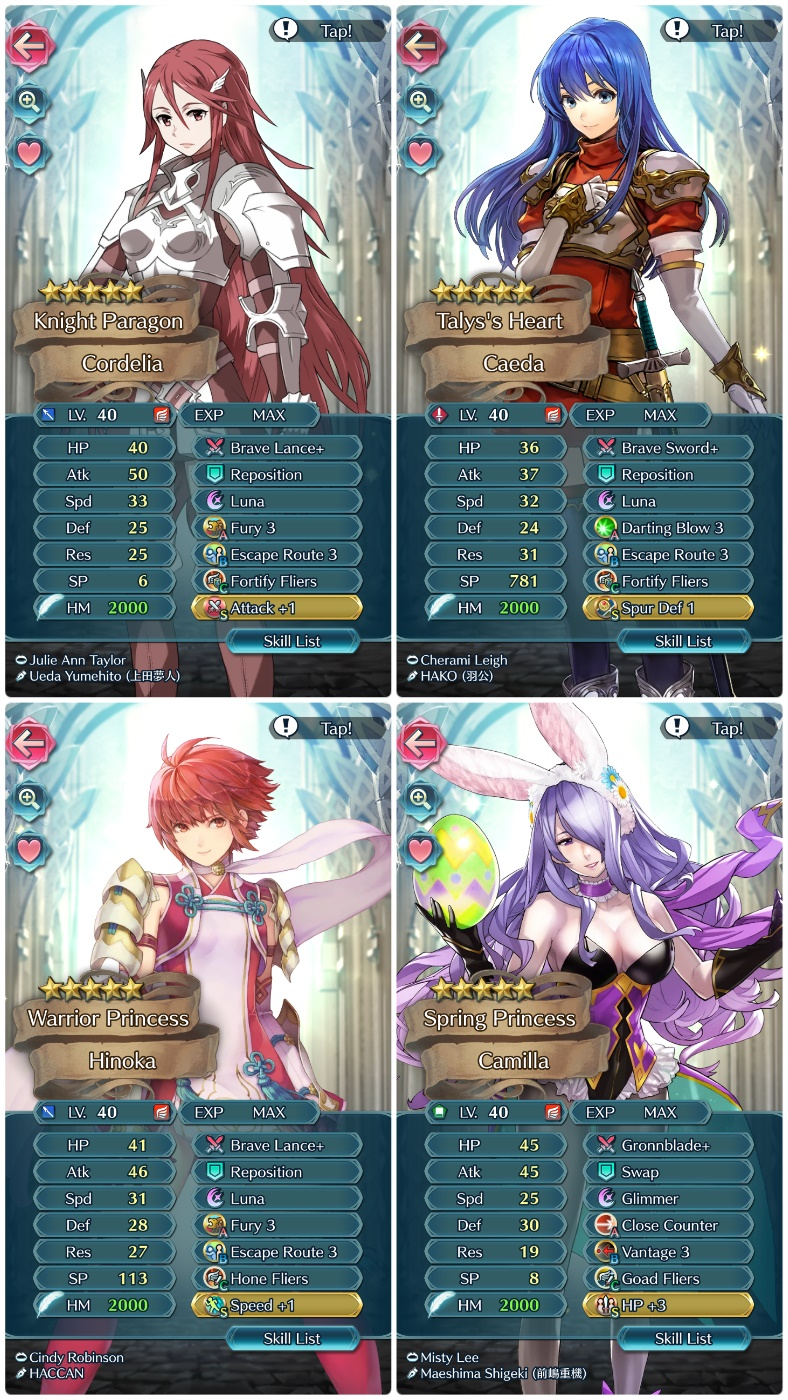 Where to Start for a Flier Team? | Fire Emblem Heroes Wiki