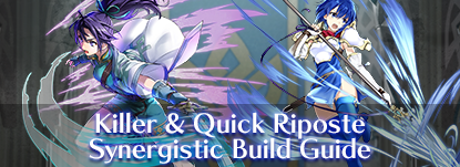 Killer & Quick Riposte Synergistic Build Guide