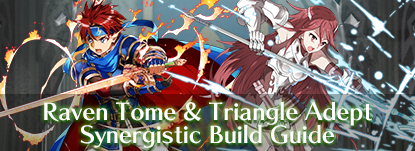 Raven Tome & Triangle Adept Synergistic Build Guide