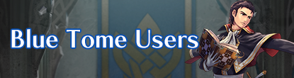 Blue Tome users