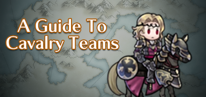 Formula 4 - A Guide to Cavalry Teams