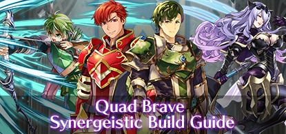 Quad Brave Synergeistic Build Guide