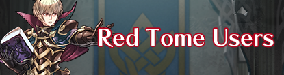Red Tome users