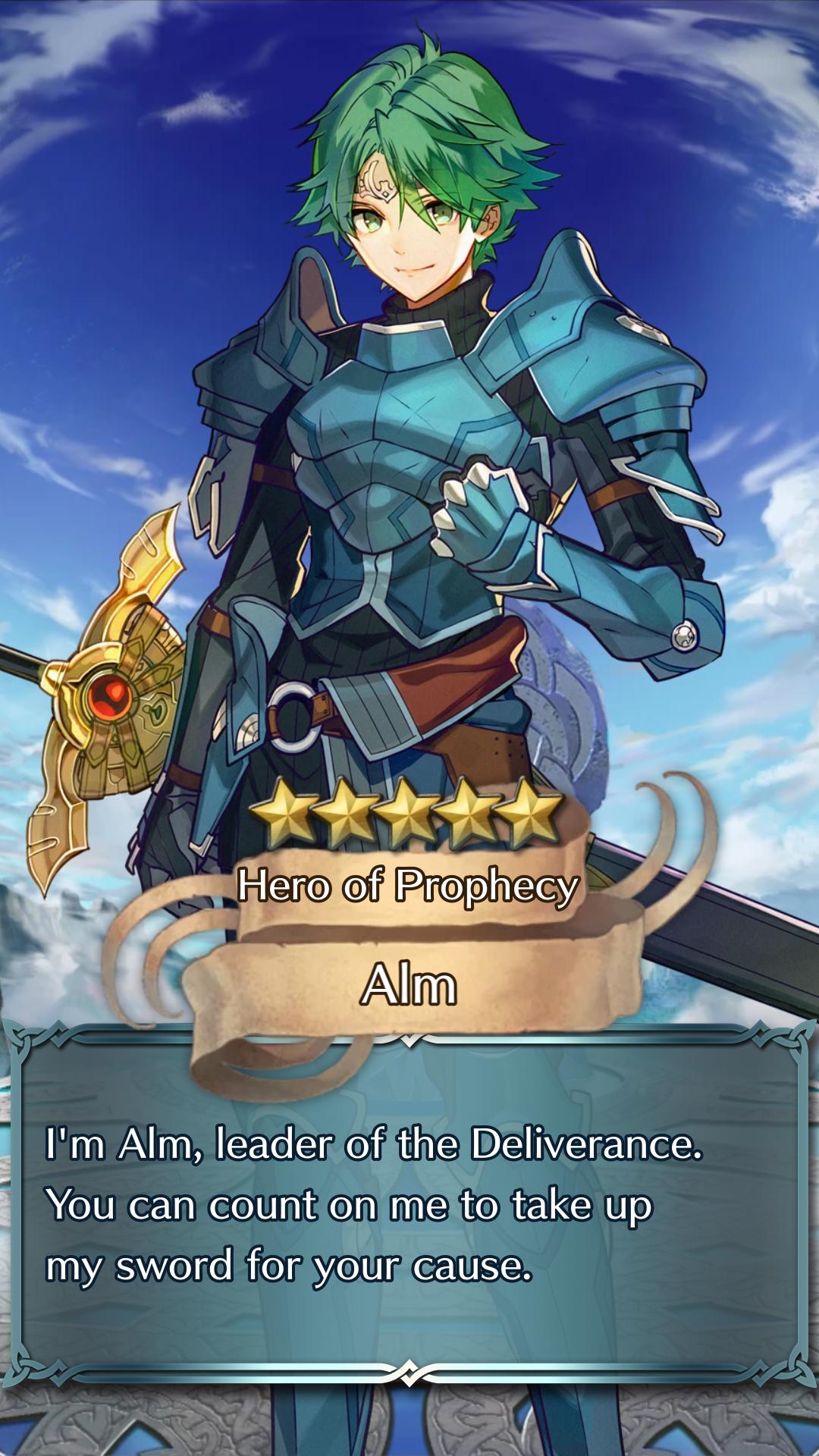 Alm - Fire Emblem Wiki