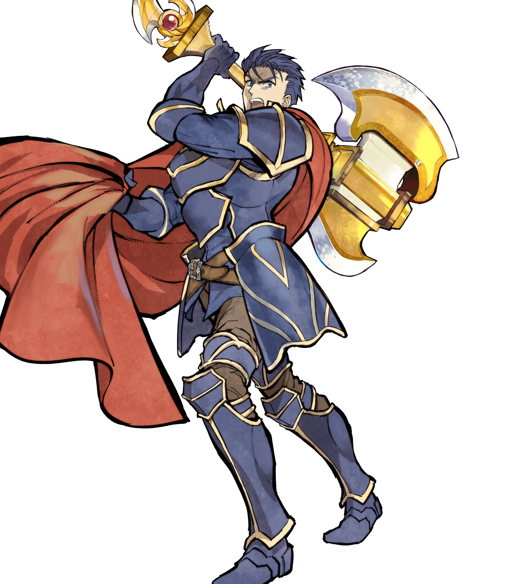 Hector | Fire Emblem Heroes Wiki - GamePress