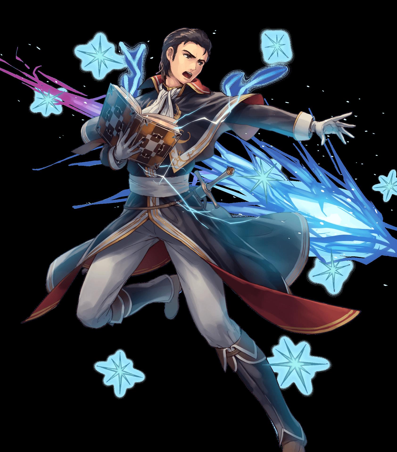 Reinhardt | Fire Emblem Heroes Wiki - GamePress