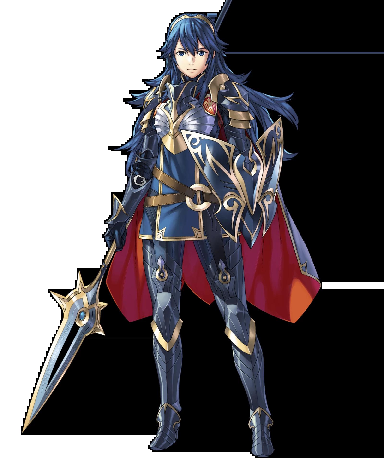 Brave Lucina | Fire Emblem Heroes Wiki - GamePress