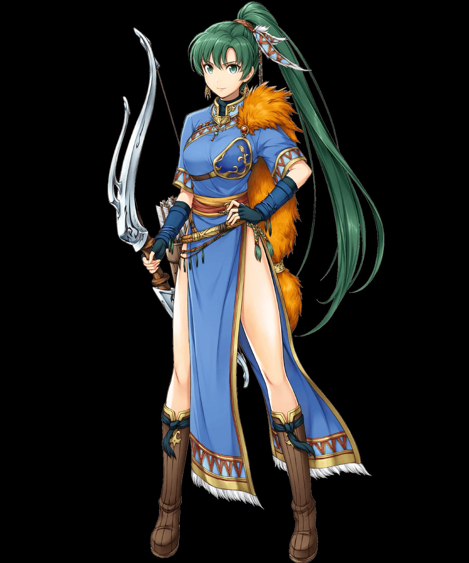 Brave Lyn | Fire Emblem Heroes...