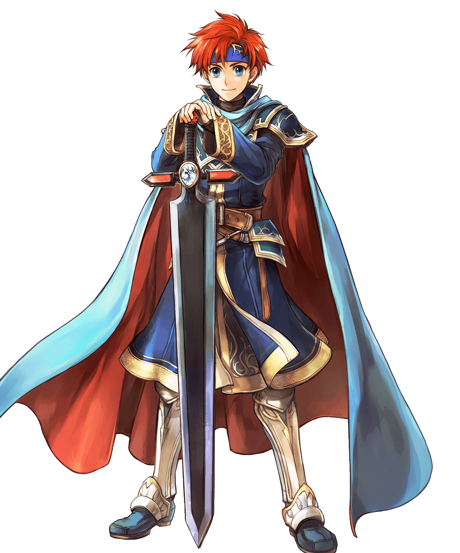 Alternate outfits I would like to see in Super Smash Bros Ultimate  Roy-cyl-norm