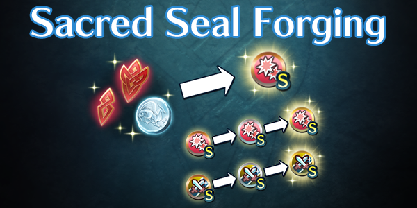 Sacred Seal Forging