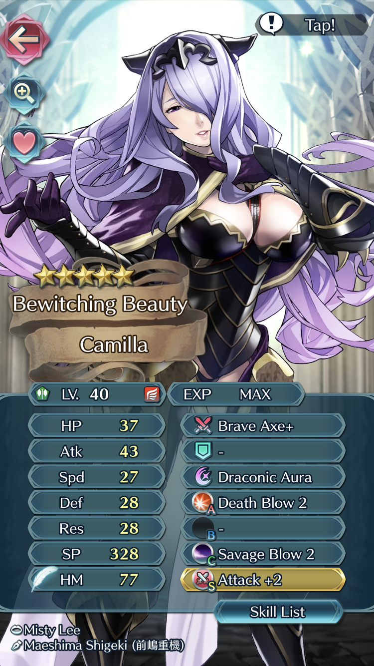 Death blow 2 or fury 3 | Fire Emblem Heroes Wiki - GamePress