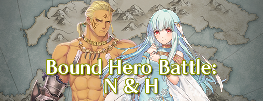 Bound Hero Battle: Ninian & Hawkeye