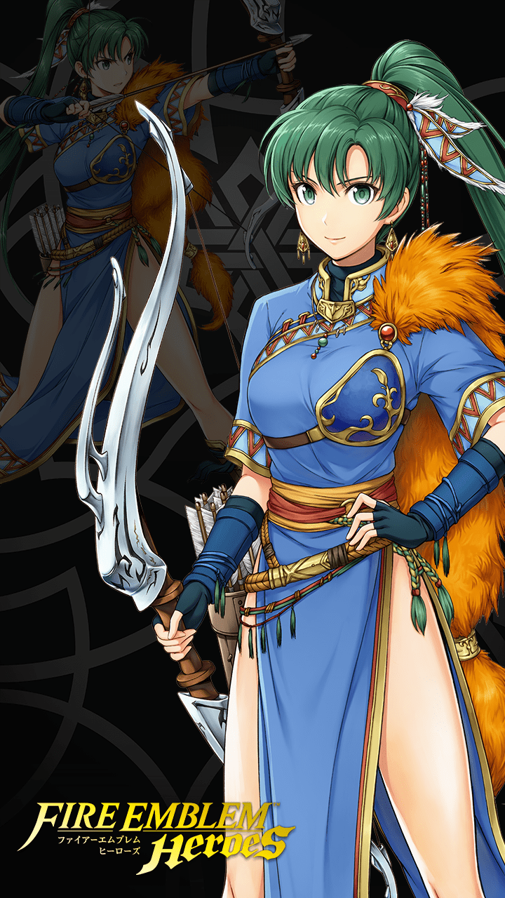 Brave Lyn | Fire Emblem Heroes Wiki - GamePress