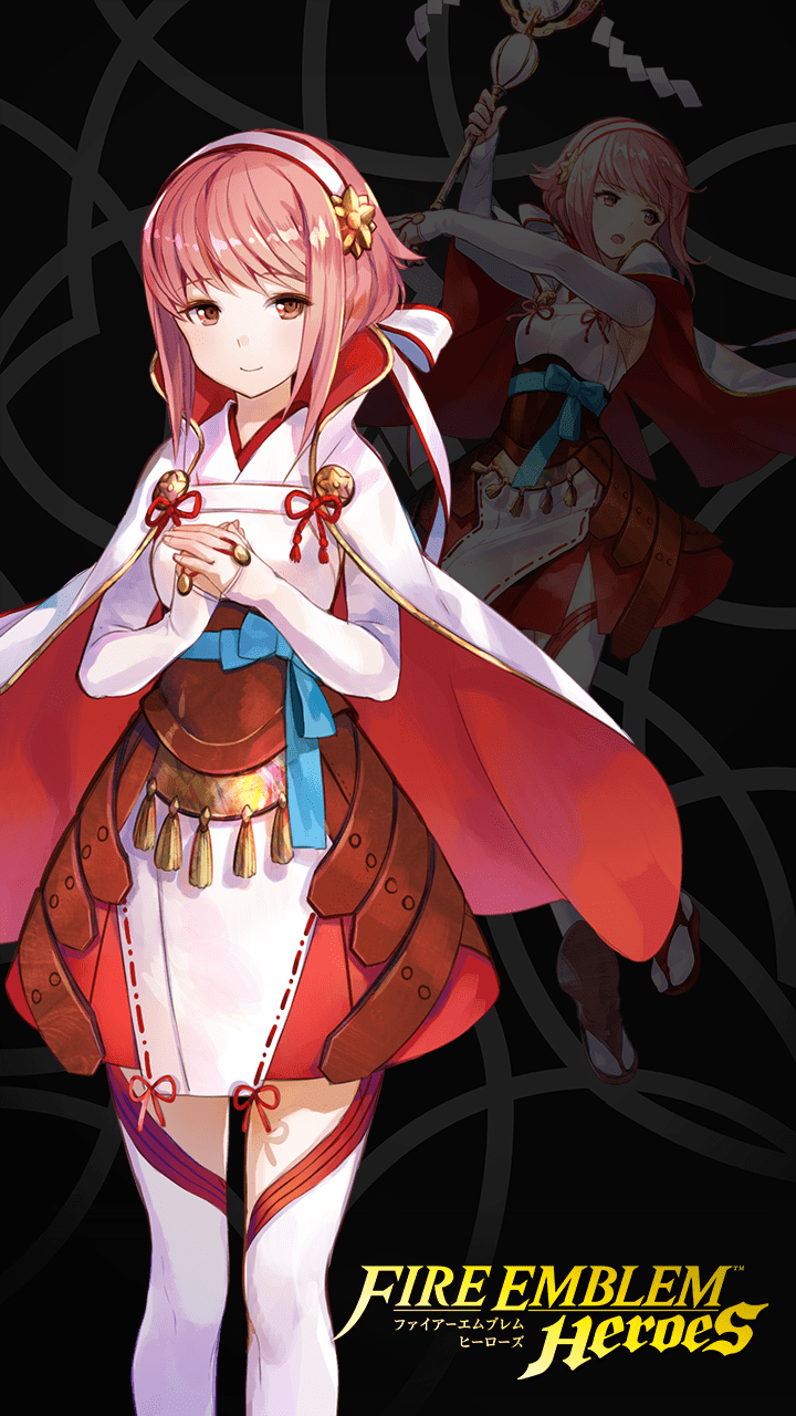 Sakura | Fire Emblem Heroes Wiki - GamePress