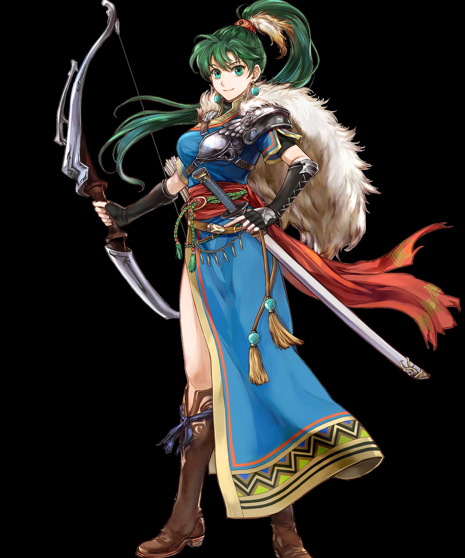 Fe Heroes Iv Calculator >> Legendary Lyn   Fire Emblem Heroes Wiki - GamePress
