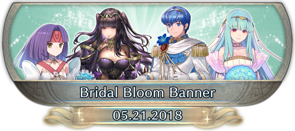 FEH Content Update: 05/20/18 - Bridal Bloom