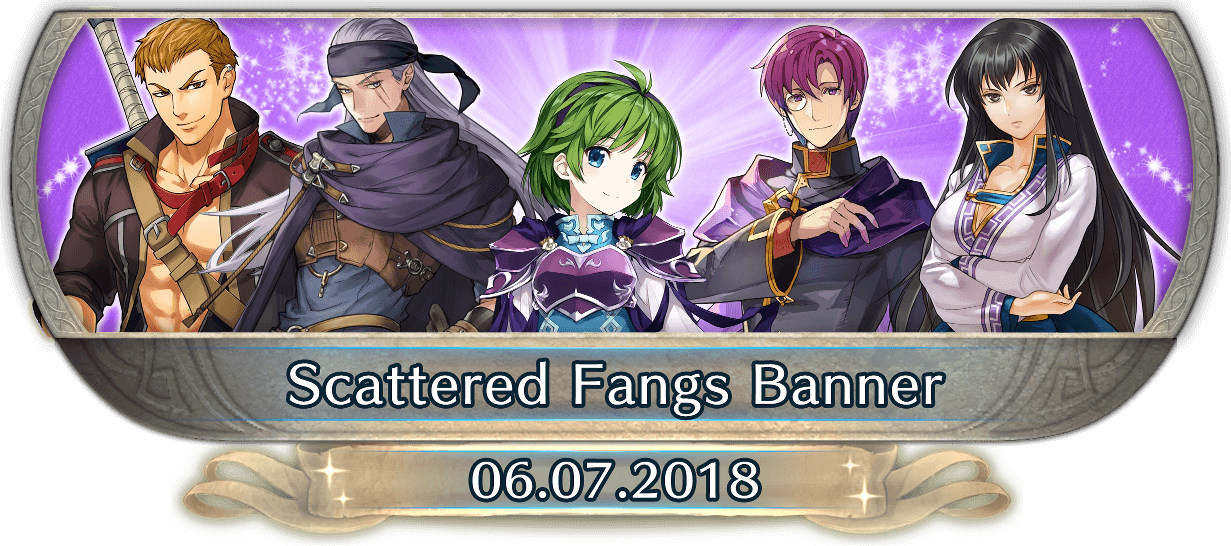 FEH Datamine: 06/07/18 - Version 2.6.0 / Scattered Fangs