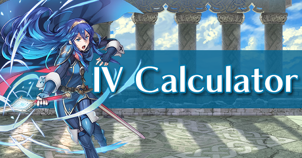 Fire Emblem Heroes IV Calculator