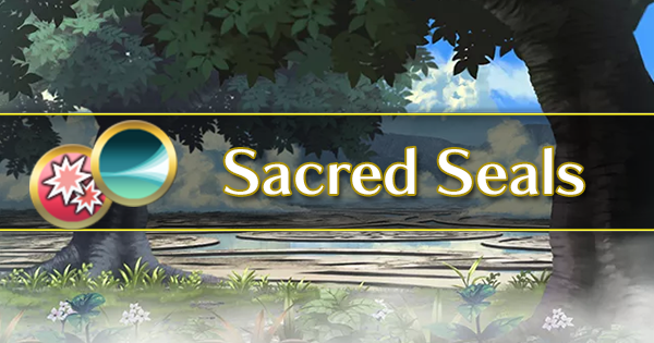 Sacred Seals List
