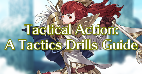 Tactical Action: A Tactics Drills Guide