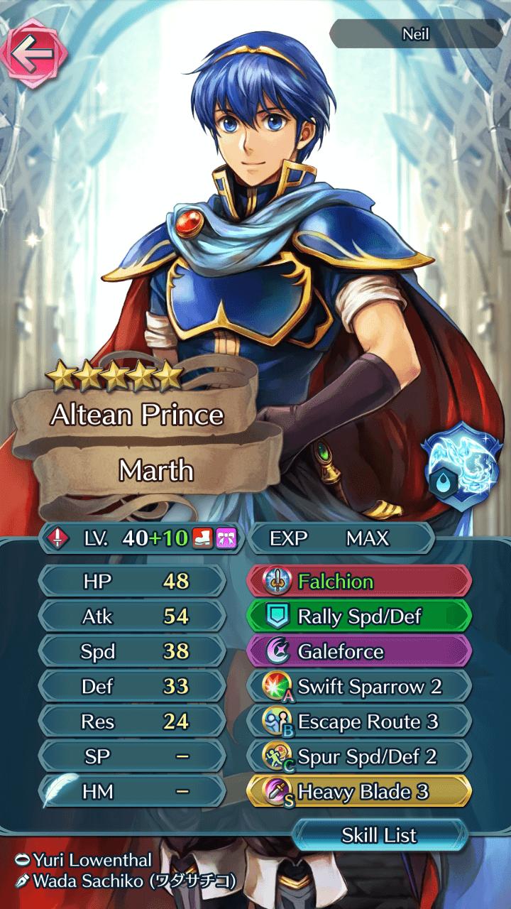 Lachesis Fire Emblem Heroes Build