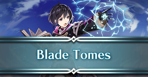 Blade Tomes