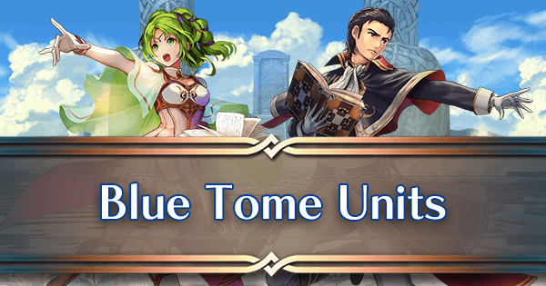 Blue Tome Units