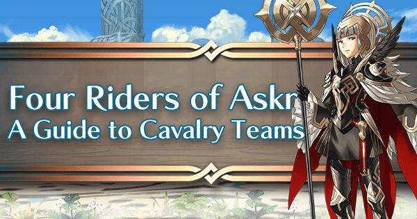 Four Riders of Askr