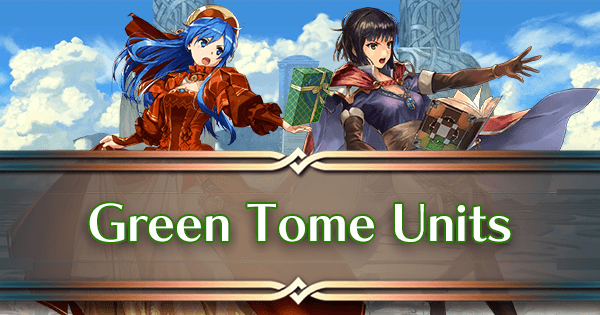Green Tome Units